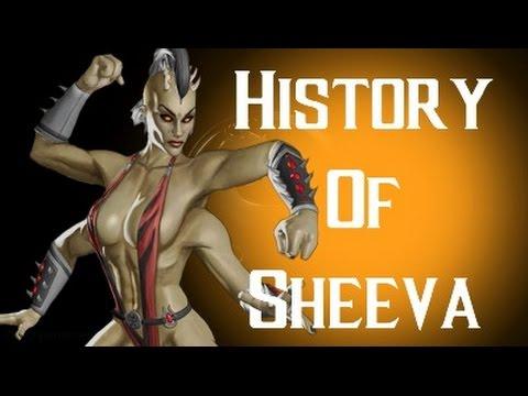 History Of Sheeva Mortal Kombat X
