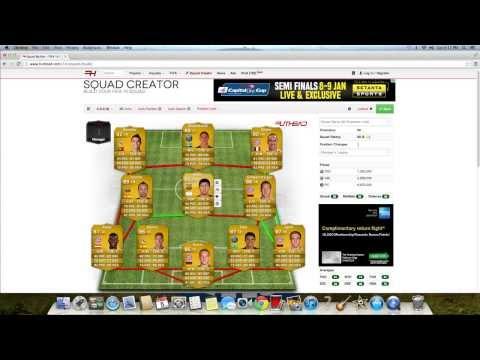 FIFA 14 ULTIMATE TEAM SQUAD BUILDER| MY PREDICTED FUT TOTY|