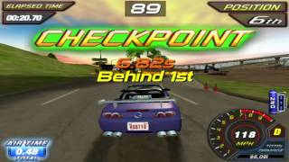 Fast and furious arcade with Maximum tune 3 OST
