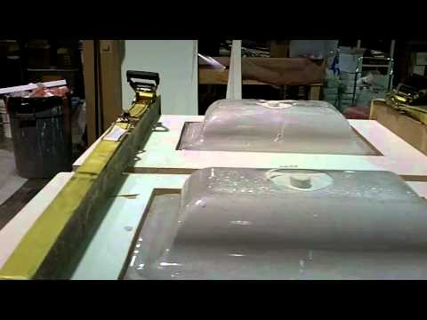 Italian Concrete Countertop Workshop