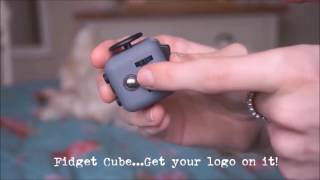 Download How to use a fidget cube. Video