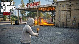 GTA 5 Roleplay - DOJ 393 - Pyromaniacs