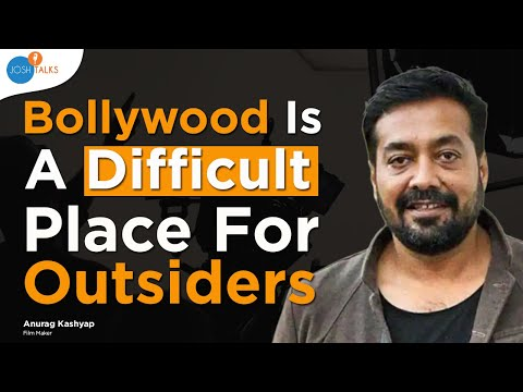 Anurag Kashyap | How An Outsider Broke Into Bollywood | Best Motivational Speech Ever!