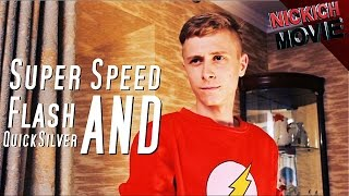 Эффект Супер Скорости / Super Speed Effect (flash And Quicksilver Fx) Sony Vegas Pro