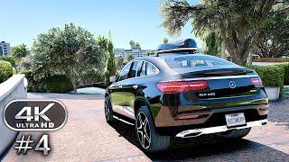 Grand Theft Auto 5 Gameplay Walkthrough Part 4 - GTA 5 (PC 4K 60FPS)
