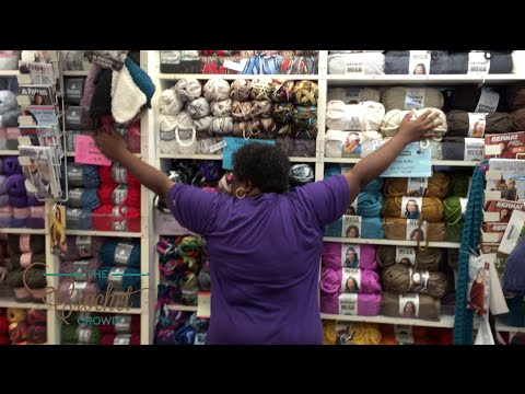 When The Yarn is On Sale!