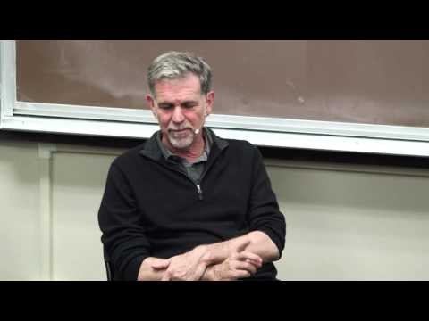 Blitzscaling 16: Reed Hastings on Building a Streaming Empire