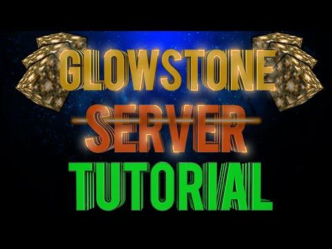How To Setup a Glowstone Server (Minecraft 1.8.7)