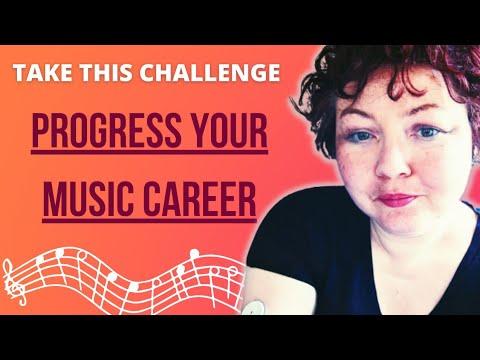 Autumn Music Challenge: Progress Your Music Career