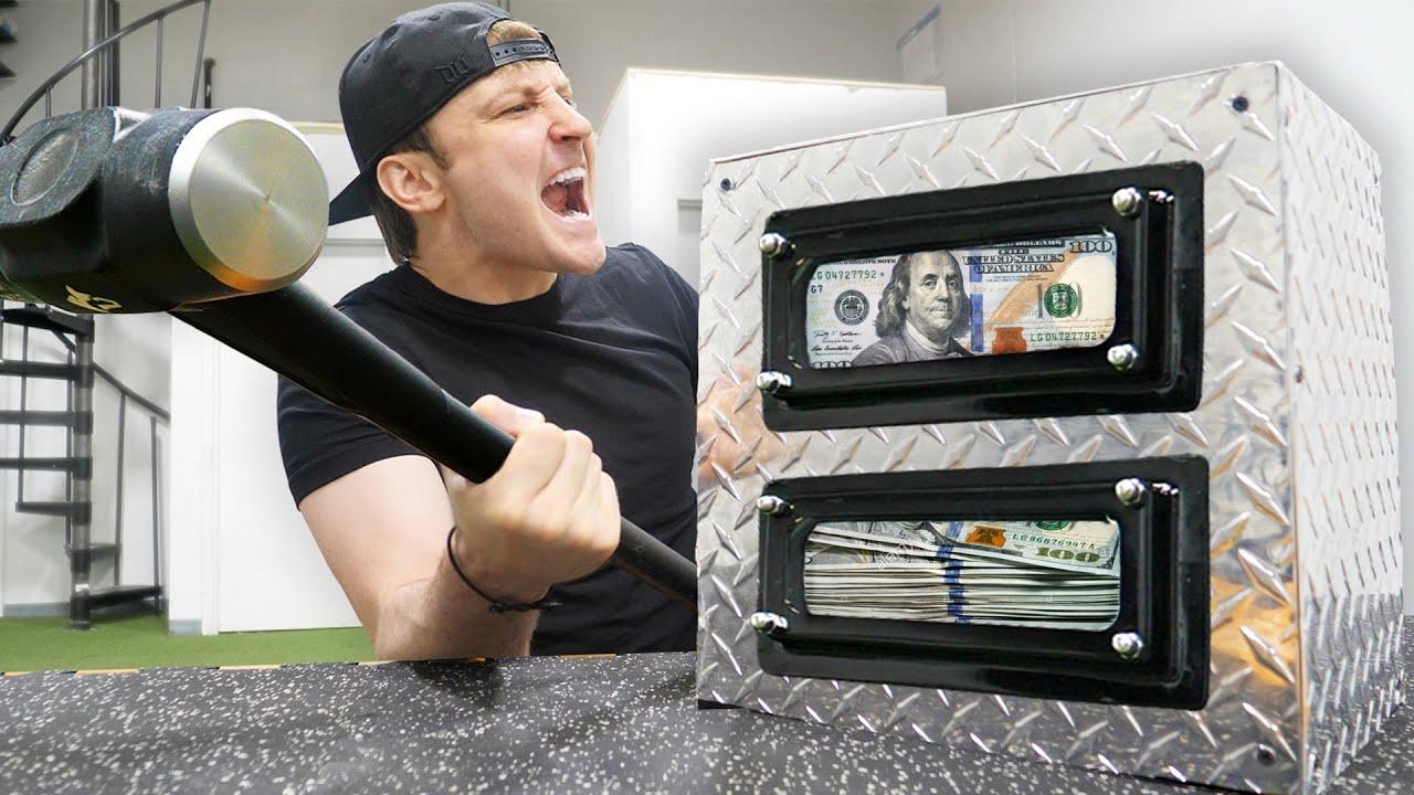 Best Unbreakable Box Wins $10,000