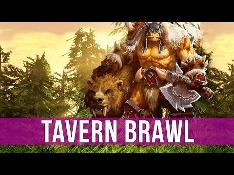 Hearthstone Tavern Brawl: The Great Stone of Challenge!