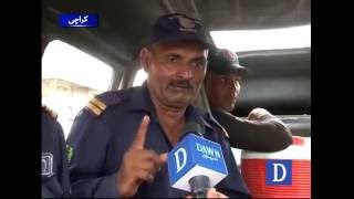 Bank robbery in Gulistan-e-Jauhar Karachi