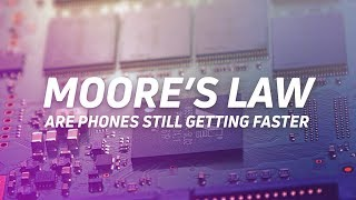 Are Smartphones Still Getting Faster?