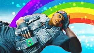 Accidental Win - Ride The Rainbow!