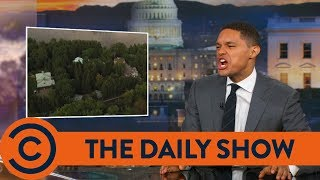 Trump And Putin Are Getting Divorced - The Daily Show | Comedy Central