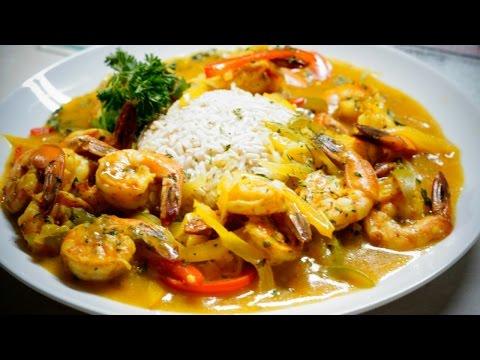 How to make Curry Shrimp