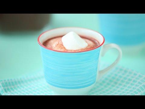 3 Ingredient Homemade Hot Chocolate Mix