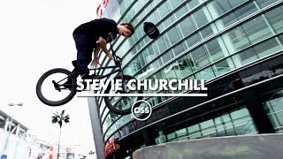 BMX - STEVIE CHURCHILL OSS 2014