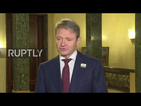 Germany: Russia will gradually restoring relations with EU after sanctions end - Tkachev