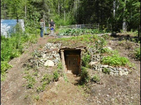Why You Need To Create Your Own DIY Backyard Root Cellar