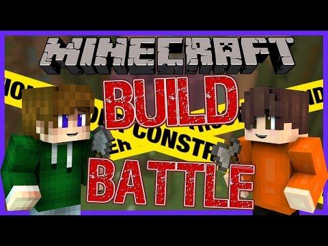 Minecraft | Build Battle Ft. Jaden!