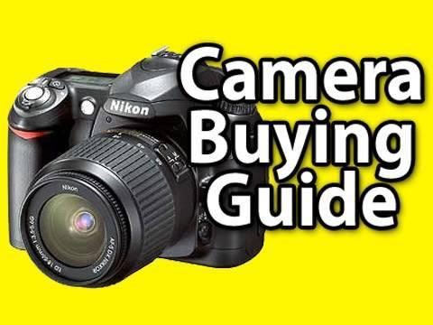 Camera Buying Guide!