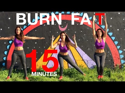 Lose Arm and Back Fat | 15 Minute Workout Routine to Tone and Lose Weight