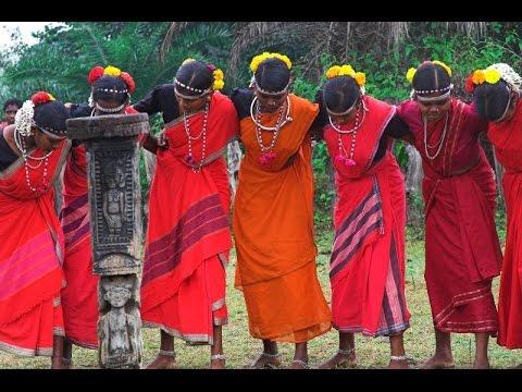 INDIA    INDIAN tribal dance   