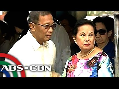 VP Binay, aide made big dollar transfers to Canadian banks