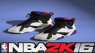0466ba4dd722 Nba 2k16 Best Nike Custom Shoes Ever Daikhlo