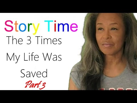 VINE Day 12: STORY TIME: The THREE Times My Life Was Saved, Part 3 - Snatched off the Street