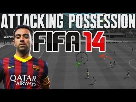 FIFA 14 Tutorials & Tips | How to Use Possession + Easy Skills to Beat Pressure | Best FIFA Guide