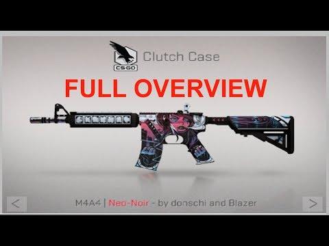 CS GO | Huge New Weapon Case Update |