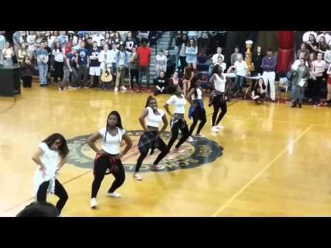 QCG Dance Team @ MMHS Talent Show