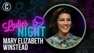 Mary Elizabeth Winstead Talks Gemini Man, Birds of Prey, Sky High & More - Collider Ladies Night