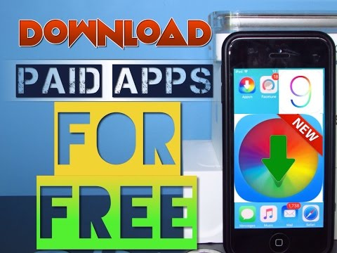 NEW:How To Download Paid Apps For Free On iOS 8-10 No Jailbreak No Crashing