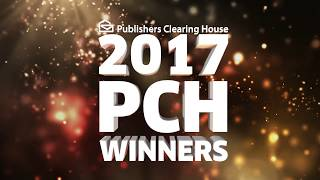 Publishers Clearing House Winners: Christina Beaufort From Jersey