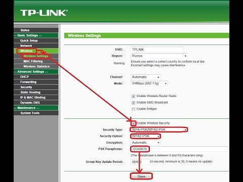 How to Change TP Link  WiFi Password  || Curious Abeey