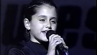 Famous Singers as Children Singing!