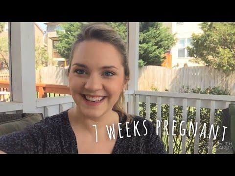 7 WEEKS PREGNANT   Symptoms