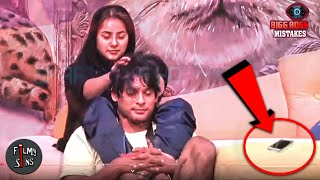 "(60 Mistakes) In BIGG BOSS 13 - Reality Exposed Of "" BIGG BOSS 13 "" 