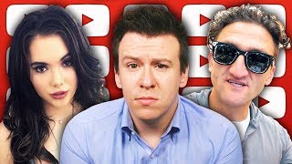 "DISGUSTING! McKayla Maroney Reveals Horrible ""Treatment"", BBC Twists Youtube Problem, and More..."