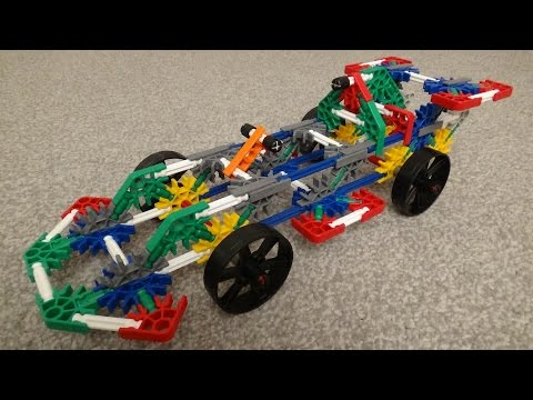 K'Nex Cars Building Set!