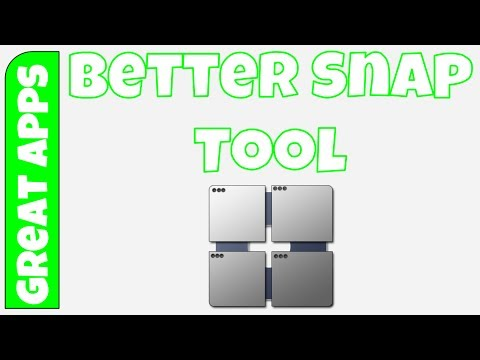 OS X: How to Quickly Resize Windows (Full Screen, Left Half...) [Better Snap Tool]