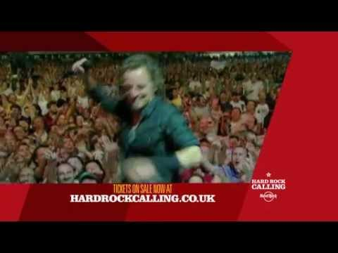 Bruce Springsteen and The E Street Band headline Sunday at Hard Rock Calling 2013