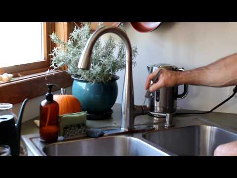 Kitchen Faucet Repair   American Standard 4144SSF