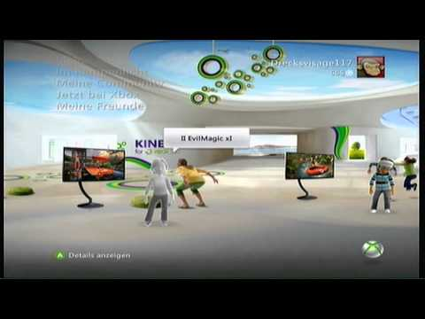 FREE XBOX 360 PREMIUM THEME #23   KINECT DOWNLOAD LINK