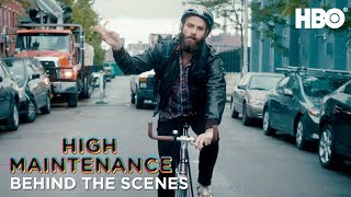 BTS: Helping You Cope | High Maintenance | HBO