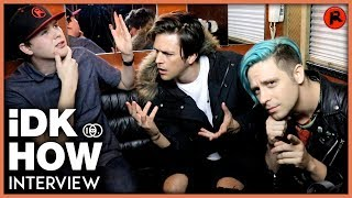 Download iDKHOW on Band Formation, Stolen Equipment, & Changing Ryan's Last Name Video
