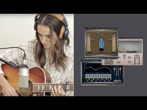 Getting Started: Mixing Acoustic Guitars in GarageBand